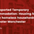 photo from article The Scale and Impact of Unsupported Temporary Accommodation in Greater Manchester