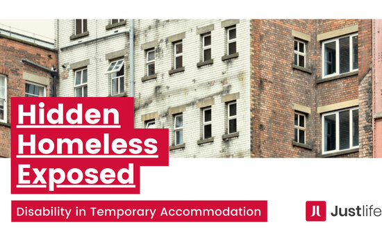 Hidden Homeless Exposed: Disability in Temporary Accommodation
