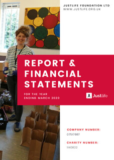 Report and financial statement 2020